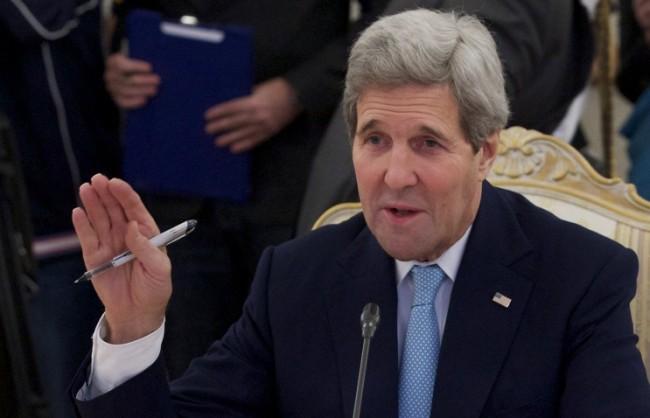 Кери: Главното предизвикателство за САЩ и през 2016 остава Сирия