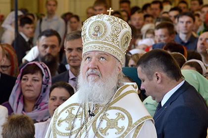Патриарх Кирил: Русия е истински суверенна държава