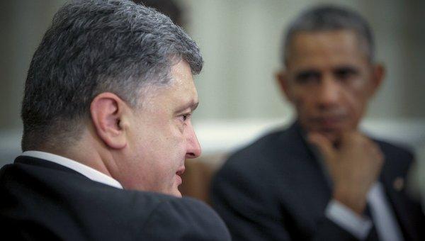 Reuters: Порошенко разваля репутацията на Обама