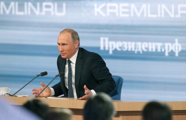 """Путин: """"Турски поток"""" ще бъде реализиран, ако Турция издейства гаранции от Брюксел"""