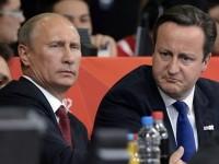 Express: Повечето британци предпочитат Путин за премиер вместо Камерън