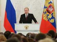 Днес Путин ще се обърне с послание пред Федералното събрание на РФ