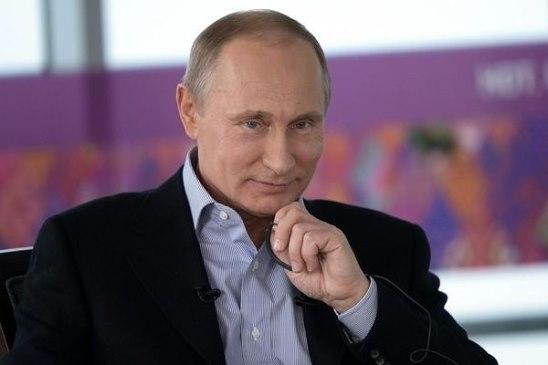 Италианците смятат Путин за най-влиятелен лидер на 2015 г.