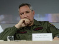 """Рогозин даде име на руския изтребител в отговор на украинския Ан-178 """"Бандера"""""""