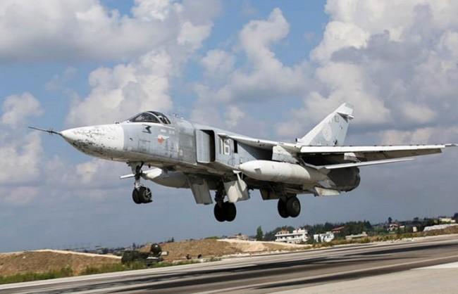 Руската авиация в Сирия е извършила над 80 полета за едно денонощие