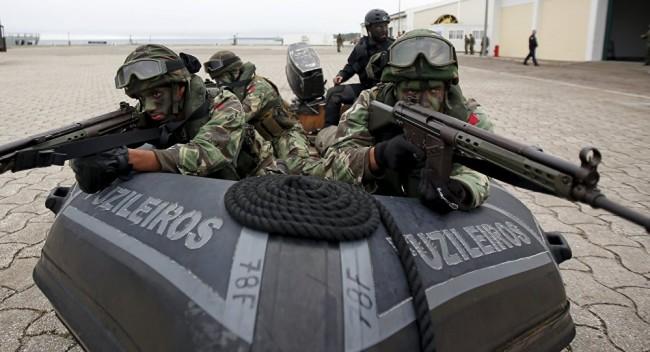 NI: Следващата голяма военна операция на САЩ ще е в Близкия изток или на Балканите