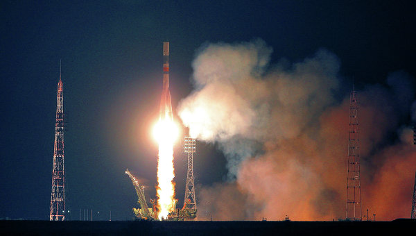 Русия изстреля нов транспортен кораб към МКС