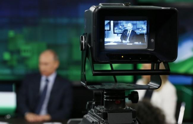 Филмът за Путин предизвика огромен зрителски интерес в Италия