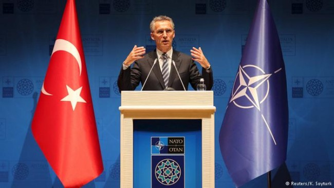 НАТО: Турция и Русия да смъкнат напрежението