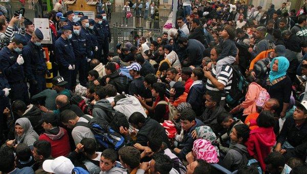 В ЕС няма солидарност по въпроса с бежанците