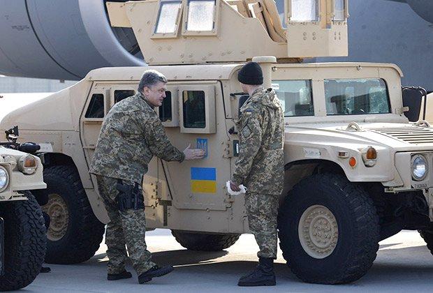Американското оръжие в Украйна се разпада