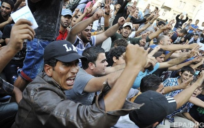 На гръцко-албанската граница са заловени 12 марокански нелегални мигранти