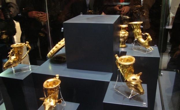 Събират най-прочутите български съкровища в Пловдив