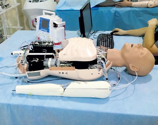 Руски роботи помагат на японските лекари