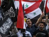 Сирийската опозиция се обедини за план от 8 пункта