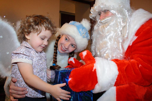Най-желаните новогодишни подаръци в Русия