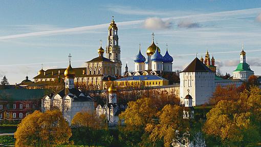 Обекти на световното наследство на ЮНЕСКО в Русия -Троице – Сергиевата Лавра
