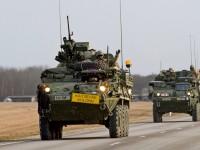 Военно оборудване на САЩ ще бъде разположено в Румъния, България и Литва