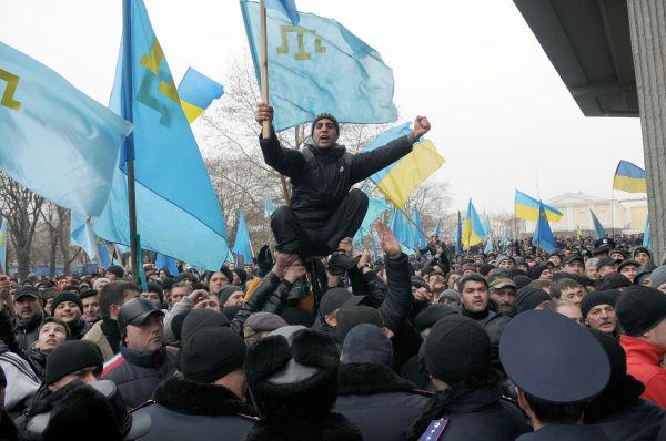 Турция, Украйна и кримските татари