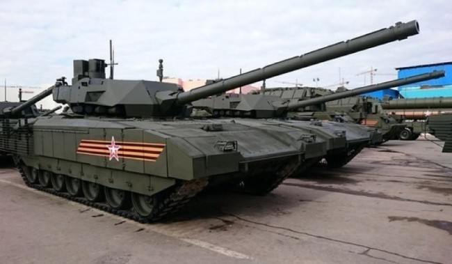 """Защо наричат танка """"Армата"""" Машенка"""