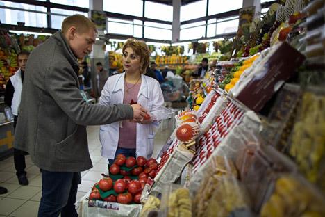 Русия прие икономически санкции срещу Турция. Снимка: AP.