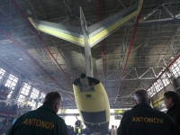 "Украинския авиоконцерн ""Антонов"" спира производство"