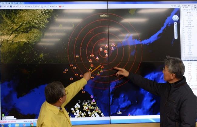 Руски експерт: Взривът в КНДР е произведен на 650 м от предишния ядрен опит