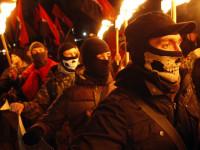 "Националистите от ""Десен сектор"" устроиха ""весел живот"" за украинските власти"