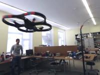 Руски учени създават дрон, управляван със силата на мисълта