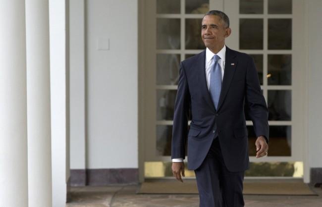 Обама: Световната общност вижда лидер в САЩ, а не в Русия или Китай