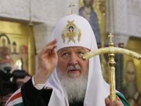 Патриарх Кирил призова вярващите да се молят за пълното прекратяване на враждата в Украйна