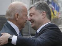 Порошенко и Байдън координираха действията си за изборите в Донбас