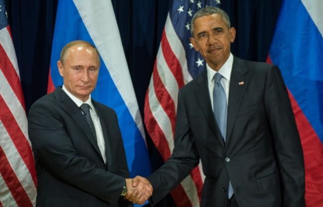 Кремъл: Путин и Обама обсъдиха ситуацията в Украйна и възможността за разрешаване на сирийската криза