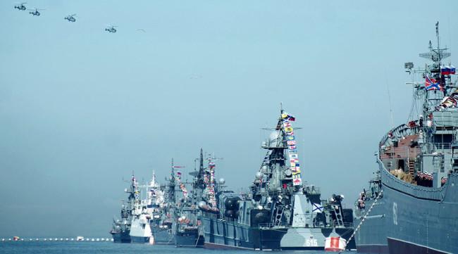 Русия ще засилва присъствието си в Черно море