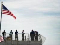 """Иран поиска от САЩ извинение за """"нарушаването"""" на териториалните води"""