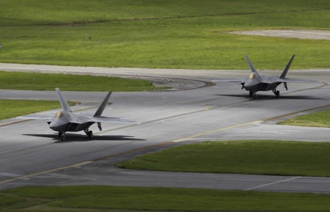 Медии: САЩ са разположили 26 бойни самолета на остров Окинава