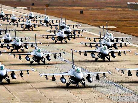 The Times: САЩ строят военна авиобаза в Сирия