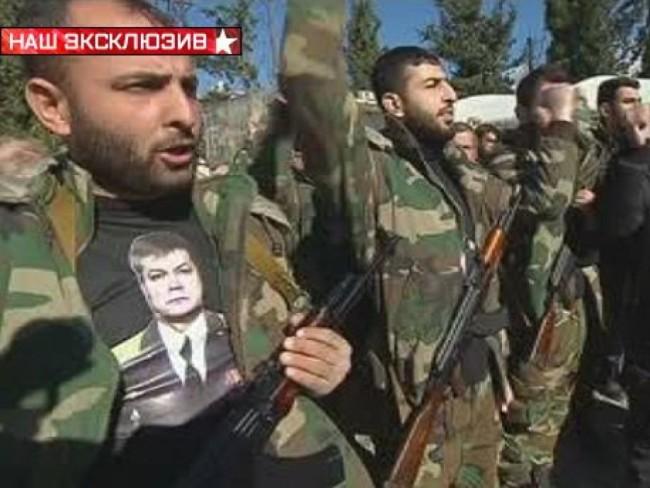 """Сирийските """"Соколи на пустинята"""" отмъстиха за убития руски пилот"""