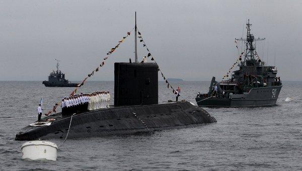 Над 40 нови кораба е получил Черноморския флот на Русия през 2015 г.
