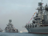 Над 15 кораба и подводници са постъпили в Черноморския флот на РФ през 2015