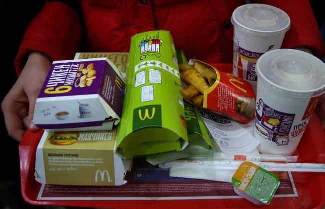 McDonald's ще локализира изцяло производството си в Русия