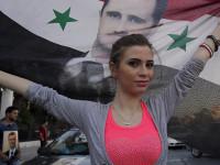 """Жители на освободените градове в Сирия: """"Благодаря, Русия!"""""""