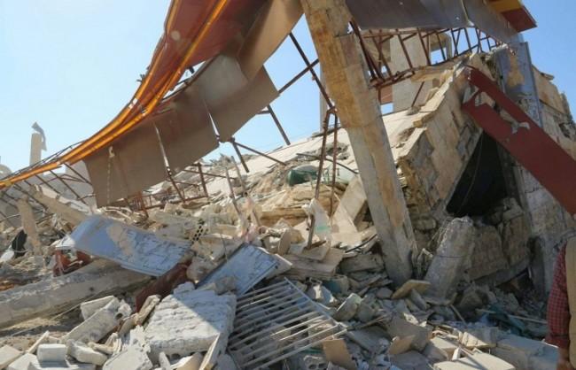 """МВнР на Турция твърди, че Русия е нанесла ударите по болницата на """"Лекари без граници"""""""