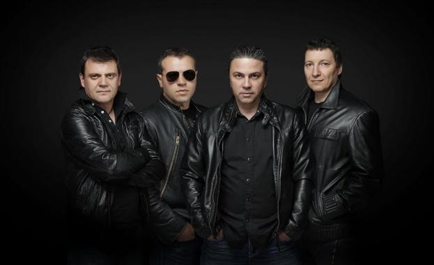 Б.Т.Р. с турне в Европа