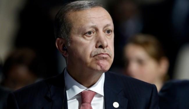 Ердоган е като пиян боцман на корабна палуба