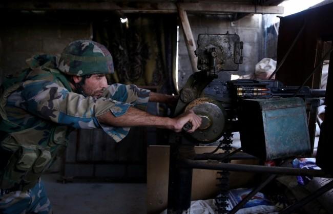МО на РФ: За едно денонощие са регистрирани девет нарушения на примирието в Сирия