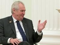 Милош Земан: Санкциите срещу Русия са контрапродуктивни