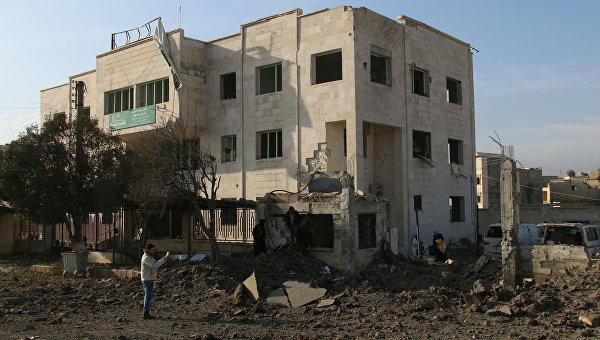 В Кремъл нарекоха неприемливи обвиненията по адрес на ВКС на РФ за обстрела на болницата в Сирия