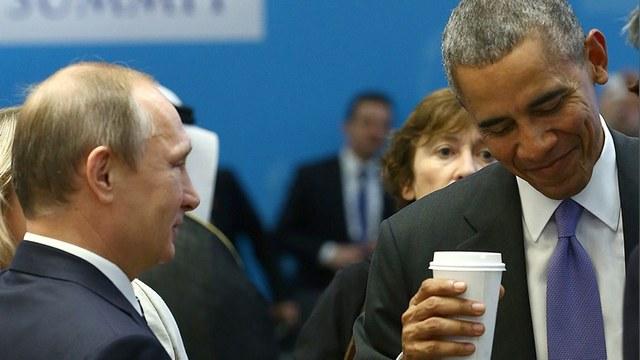 Daily Beast: Как Обама отстъпи Близкия изток на Путин