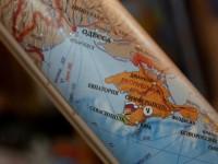 """Полша издаде карта на Европа с """"руския"""" Крим и разгневи Украйна"""